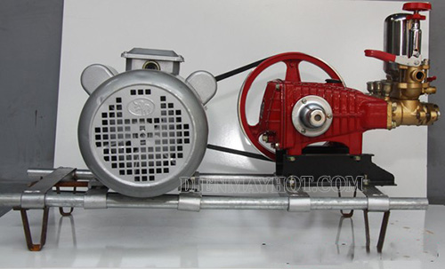 Có nhiều nguyên nhân khiến máy rửa xe bị giật