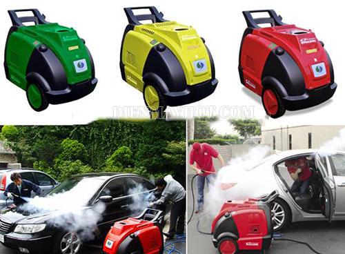 Hiện nay có khá nhiều trung tâm sử dụng máy rửa xe hơi nước nóng