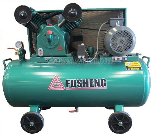 Máy nén khí 2 cấp là dòng máy có 2 lần nén khí
