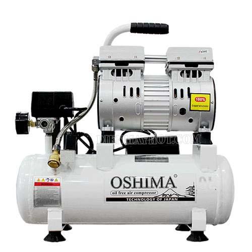 Máy nén khi Oshima được sản xuất theo công nghệ của Nhật Bản