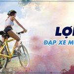 Đi xe đạp có tác dụng gì đối với sức khỏe?