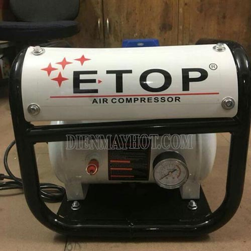 Máy nén khí Etop được ứng dụng nhiều ở các ngành nghề sản xuất nói chung