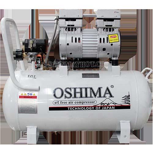 Máy nén khi Oshima có nguyên lý hoạt động vô cùng bền bỉ