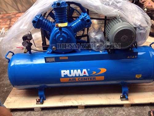 Máy nén khí Puma 3 pha luôn được người tiêu dùng đón nhận tích cực