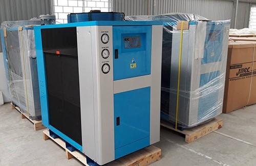 Khả năng tách nước của máy sấy khí Jmec lên tới 99.99%